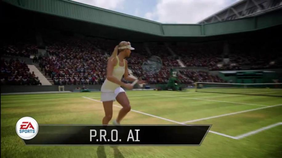 Trailer, Grand Slam Tennis 2