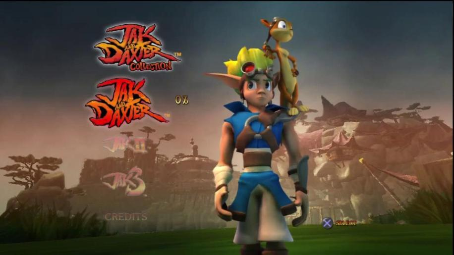 Gameplay, Jak and Daxter HD Collection