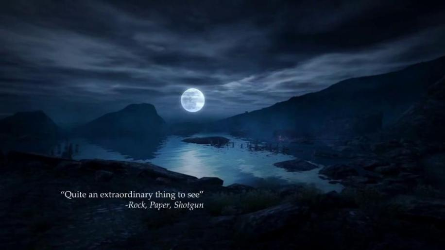 Trailer, Dear Esther