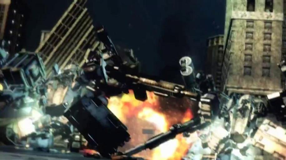 Trailer, Armored Core V
