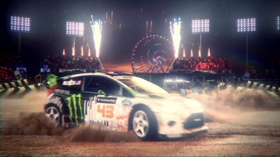 Trailer, DiRT Showdown