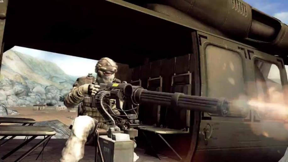 Trailer, Tom Cancy's Ghost Recon Future Soldier
