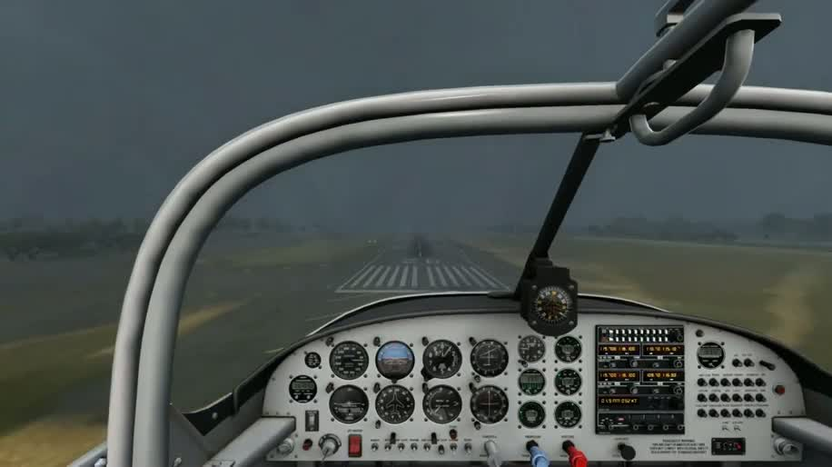 Microsoft, Microsoft Flight, Flight Simulator, Flight