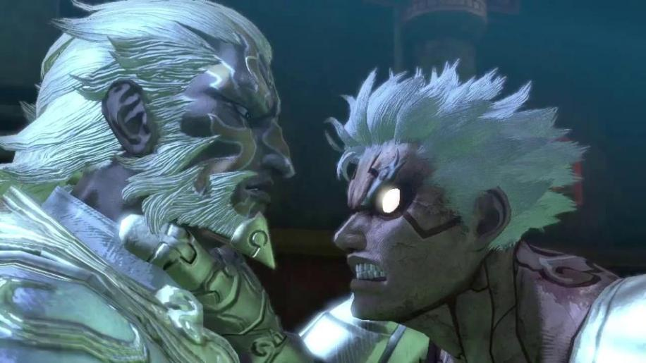 Trailer, Asura's Wrath