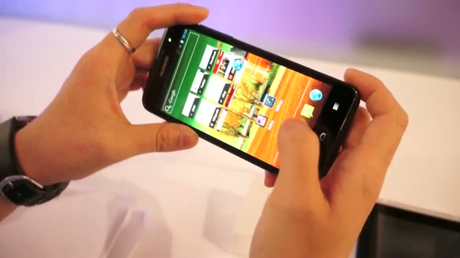Smartphone, Huawei, Hands-On, Ascend, Ascend D Quad