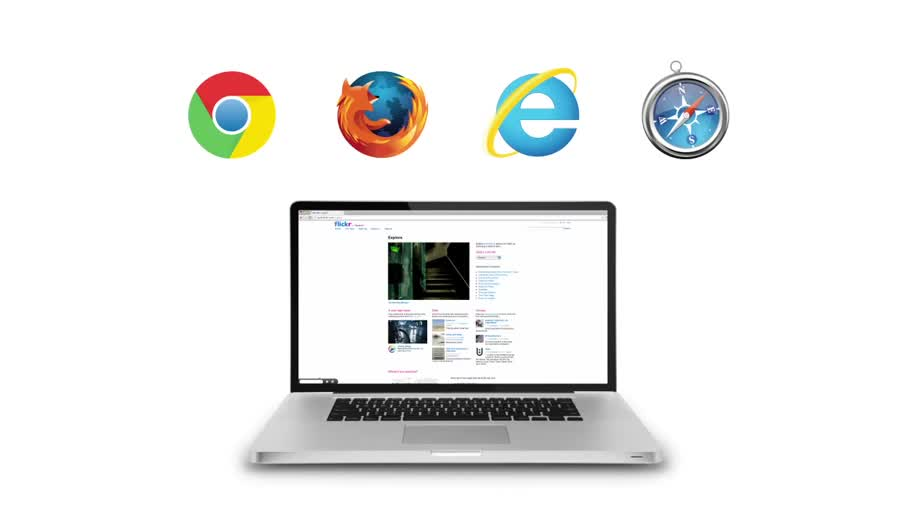 Browser, Firefox, Chrome, Internet Explorer, Yahoo, Erweiterung, Safari, Yahoo!