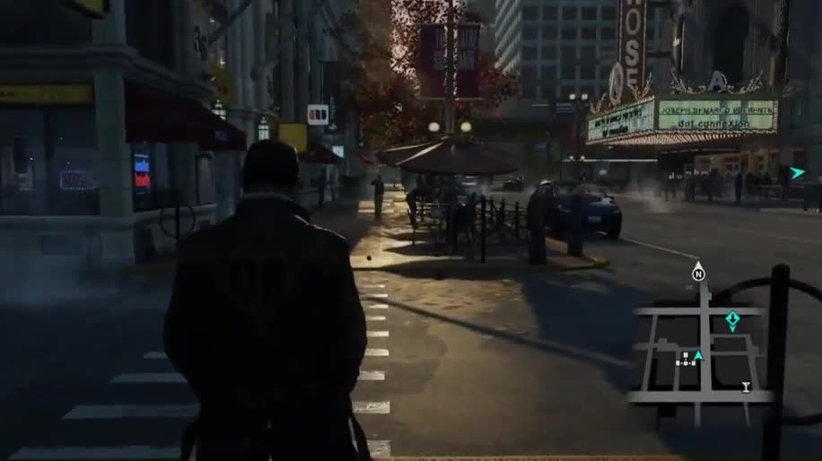 Trailer, Ubisoft, E3, E3 2012, Watch Dogs