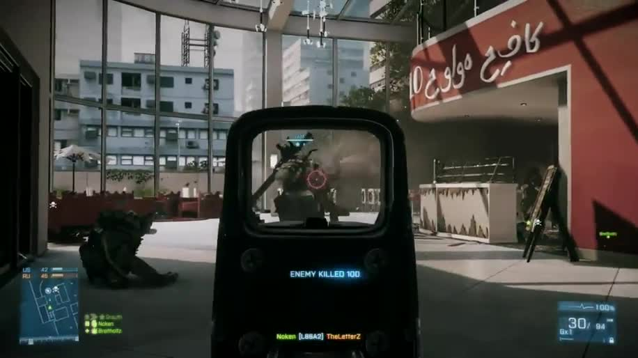 Trailer, Electronic Arts, Ea, E3, Battlefield 3, Addon, Close Quarters