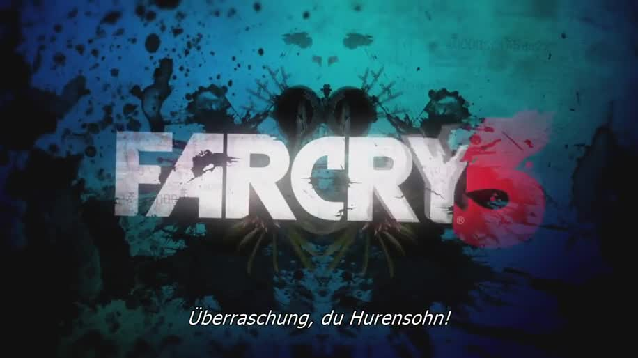 Ubisoft, E3, E3 2012, Far Cry 3