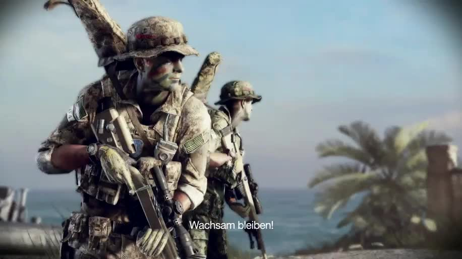 Trailer, Electronic Arts, Ea, E3, Medal of Honor, E3 2012, warfighter