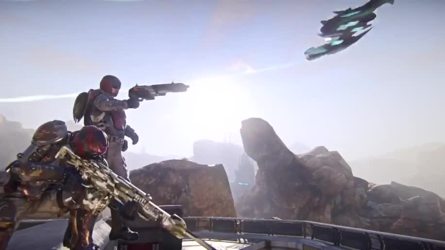 Trailer, E3, Free-to-Play, E3 2012, Sony Online Entertainment, Planetside 2
