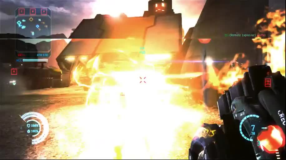 Trailer, E3, Free-to-Play, PS3, E3 2012, Dust 514