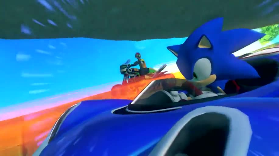 Trailer, E3, SEGA, E3 2012, Sonic, Sonic & All-Stars Racing, Transformed