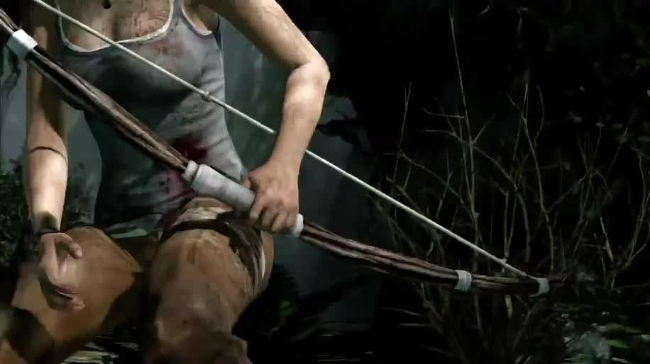 Trailer, E3, Square Enix, E3 2012, Tomb Raider