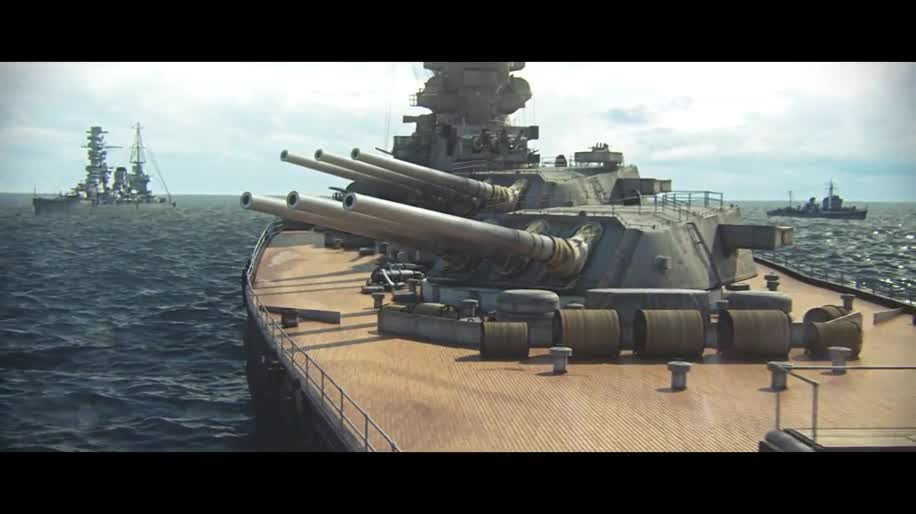 Trailer, E3, E3 2012, Wargaming.net, World of Battleships