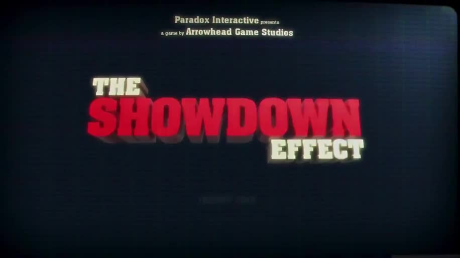 Trailer, E3, E3 2012, paradox, The Showdown Effect