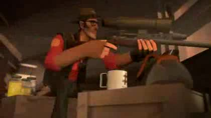 Steam, Valve, Sniper, Team Fortress 2, TF2