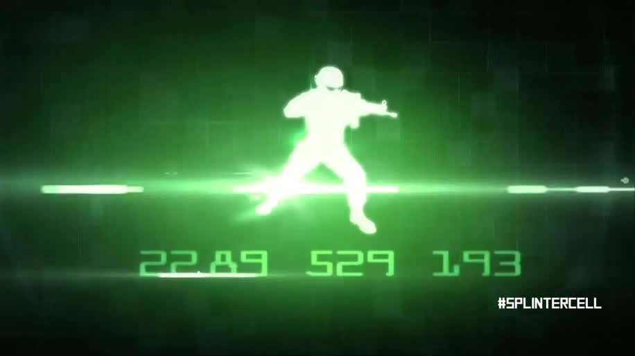 Trailer, Ubisoft, Splinter Cell, Blacklist
