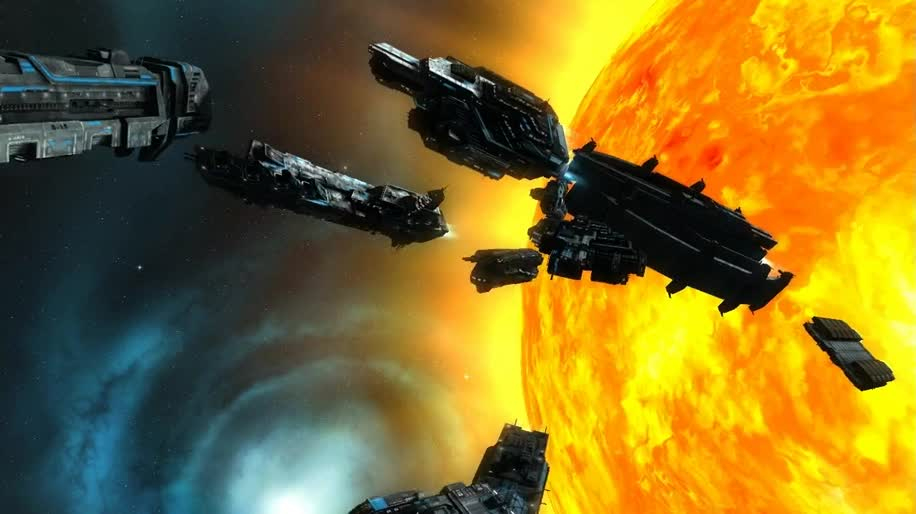 Trailer, Rebellion, Sins of a Solar Empire: Rebellion, Sins of a Solar Empire, Stardock Games
