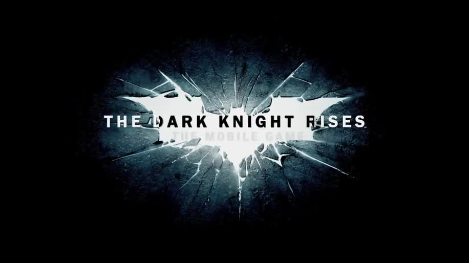 Trailer, Batman, Mobile Gaming, Mobile Games, The Dark Knight Rises