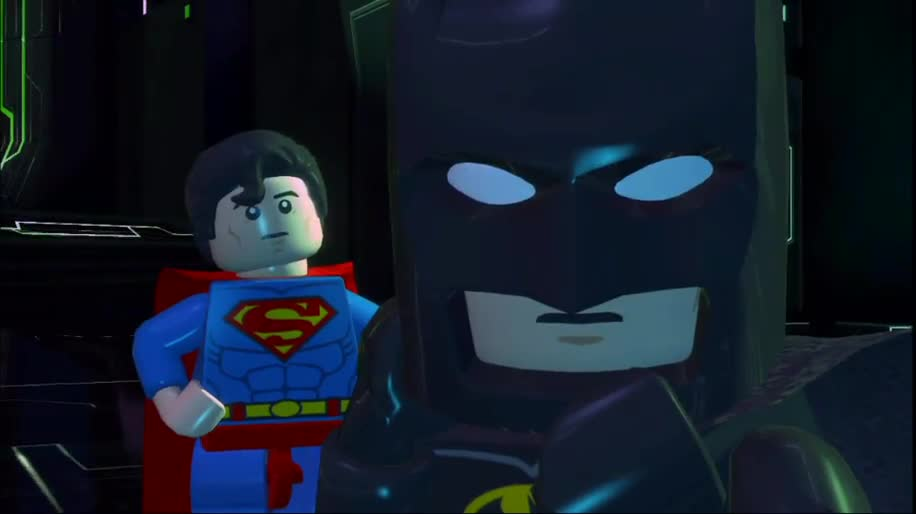 Trailer, Warner Bros., Batman, Lego, LEGO Batman, LEGO Batman 2, DC Superheroes