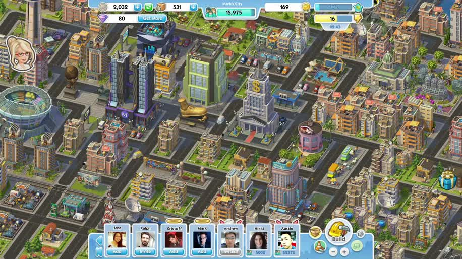 Trailer, Facebook, Electronic Arts, Ea, E3, E3 2012, Simcity, Browser-Spiel, SimCity Social