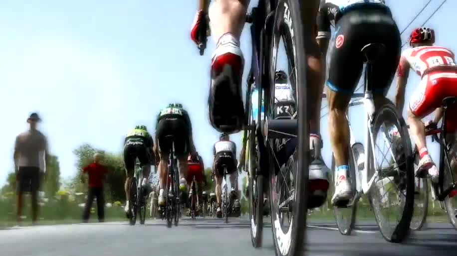 Trailer, Focus Interactive, Le Tour de France, Le Tour de France 2012