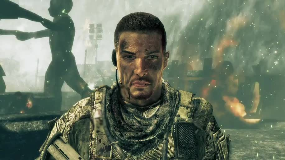 Werbespot, 2K Games, Spec Ops, Spec Ops: The Line, The Line
