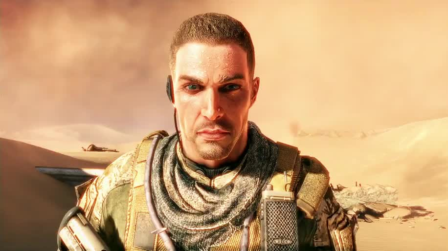 Trailer, 2K Games, Spec Ops, Spec Ops: The Line, The Line
