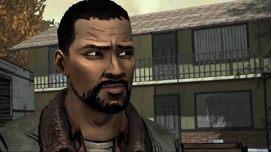 Trailer, The Walking Dead, Telltale, Starved for Help