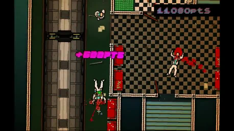 Trailer, Devolver Digital, Hotline Miami