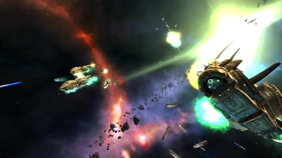 Trailer, Steam, Strategiespiel, Weltraum, Strategie, Endless Space