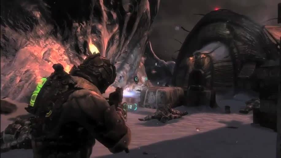 Electronic Arts, Ea, Gameplay, Dead Space, Dead Space 3