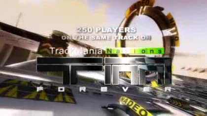 Trackmania, Weltrekord, TM, Nations Forever