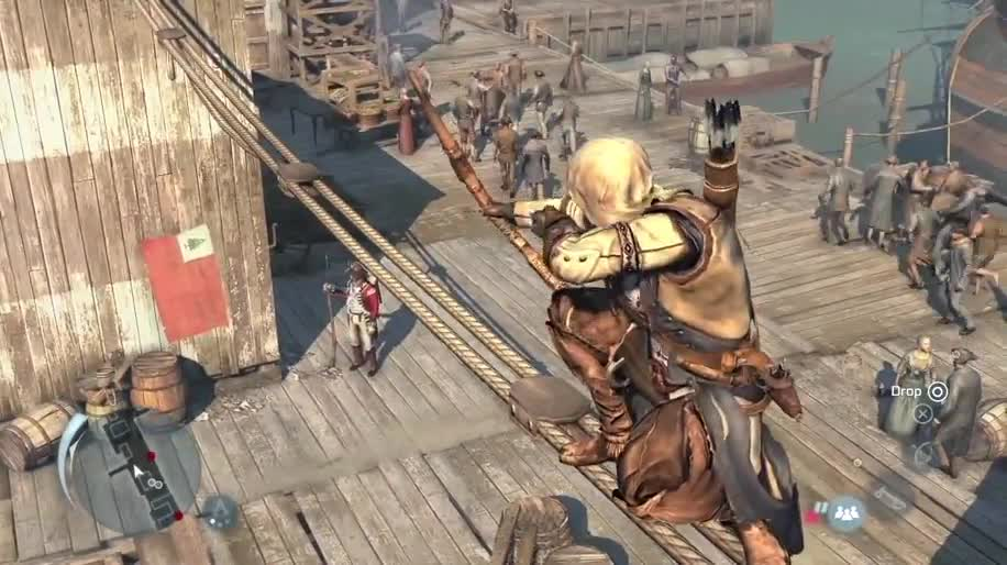 Gameplay, Ubisoft, Assassin's Creed, Assassin's Creed 3