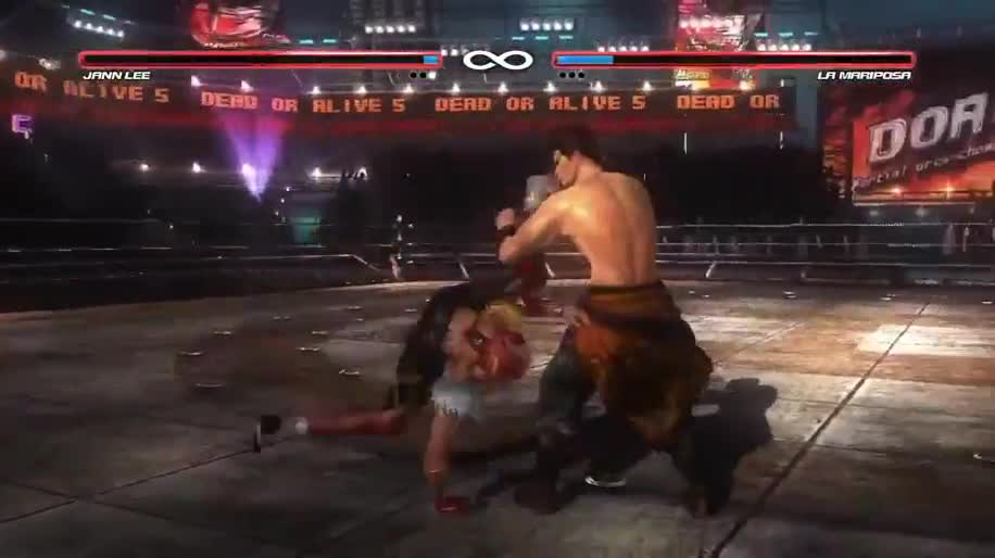 Gameplay, Prügelspiel, Tecmo Koei, Dead or Alive 5, Dead or Alive