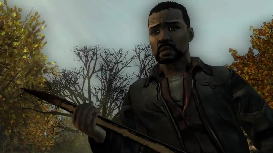 Trailer, The Walking Dead, Telltale