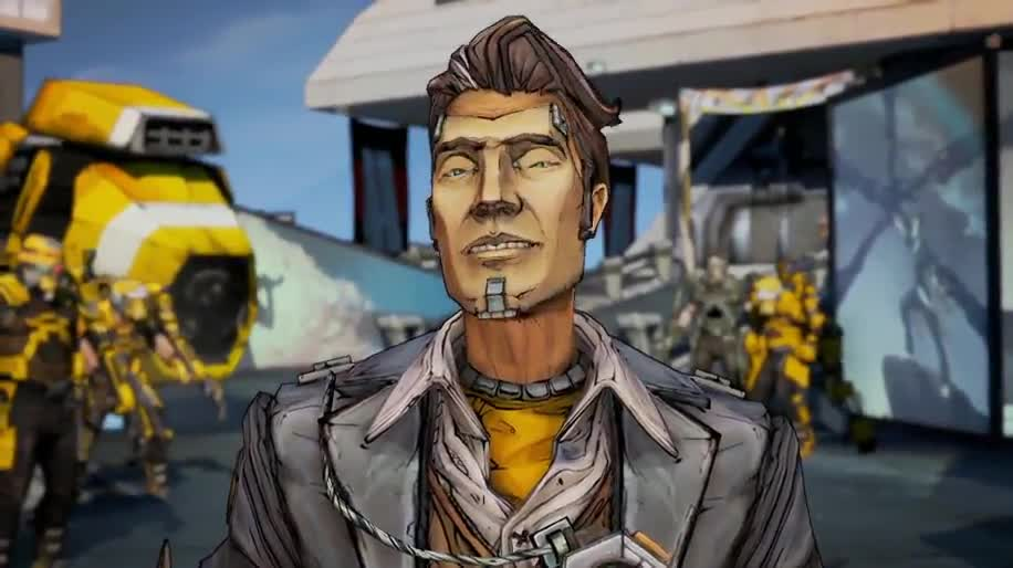 Trailer, Ego-Shooter, Gamescom, Ego Shooter, Gamescom 2012, Borderlands, Borderlands 2, egoshooter