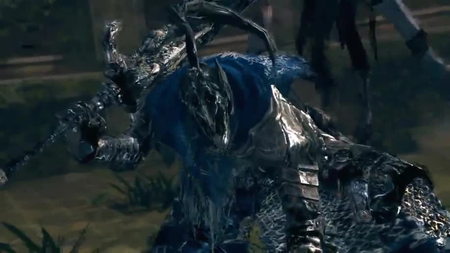 Trailer, Gamescom, Dlc, Namco Bandai, Gamescom 2012, Dark Souls, Prepare to Die Edition