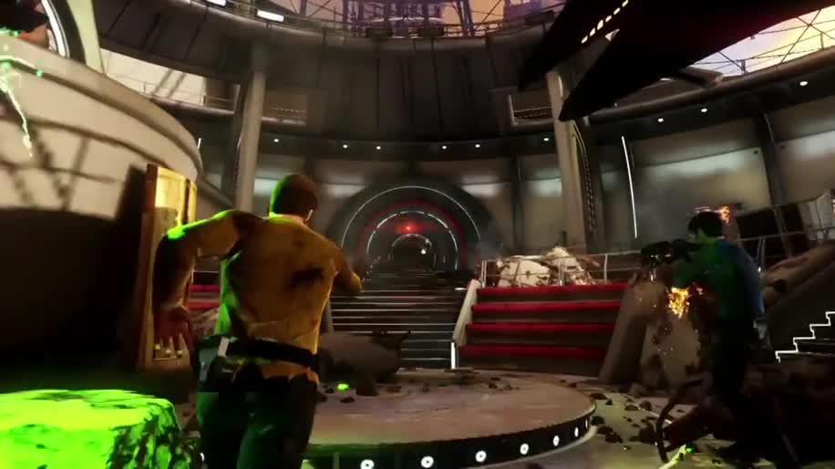 Trailer, Gamescom, Star Trek, Gamescom 2012, Star Trek: The Video Game