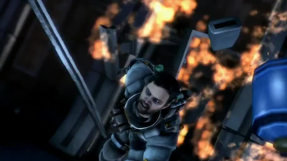 Trailer, Electronic Arts, Ea, Gamescom, Gamescom 2012, Dead Space, Dead Space 3