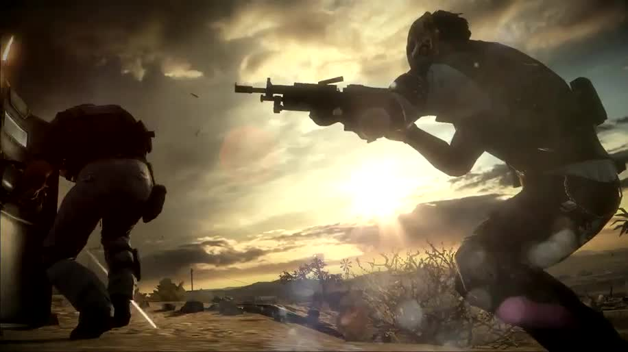 Trailer, Electronic Arts, Ea, Gamescom, Gamescom 2012, Army of Two: The Devil's Cartel, Army of Two, The Devil's Cartel