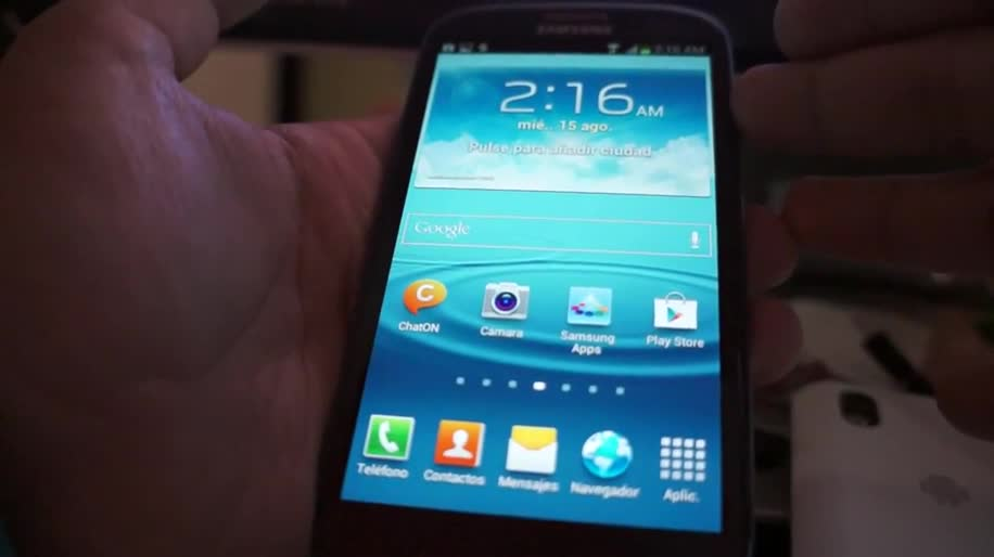 Android, Samsung, Jelly Bean, Android 4.1, Galaxy S3