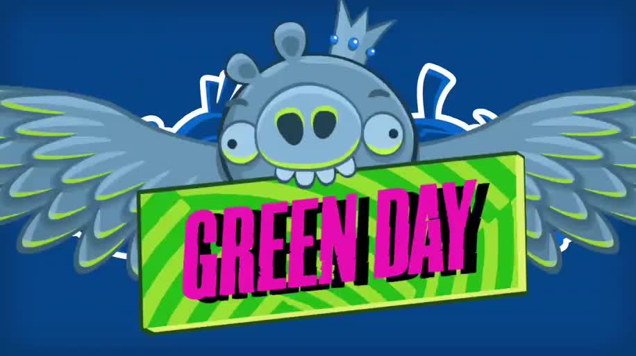Trailer, Facebook, Angry Birds, Rovio, Angry Birds Friends, Green Day