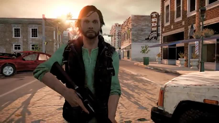Trailer, Zombies, Microsoft Studios, State of Decay, Class3