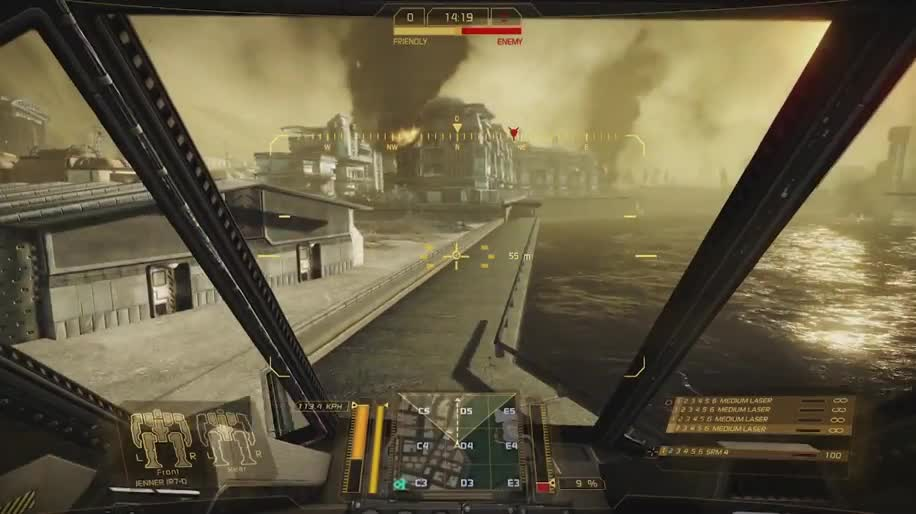Free-to-Play, Mmo, MechWarrior Online, MechWarrior