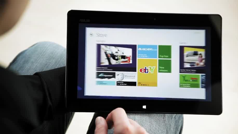Tablet, Windows RT, Asus, Tablet-PC, Ifa, Ifa 2012, ASUS Vivo Tab RT, TF600, Asus Vivo