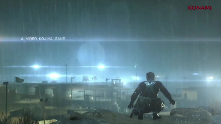 Trailer, Metal Gear Solid, PAX, Ground Zeroes, Kojima, Pax 2012, Fox Engine