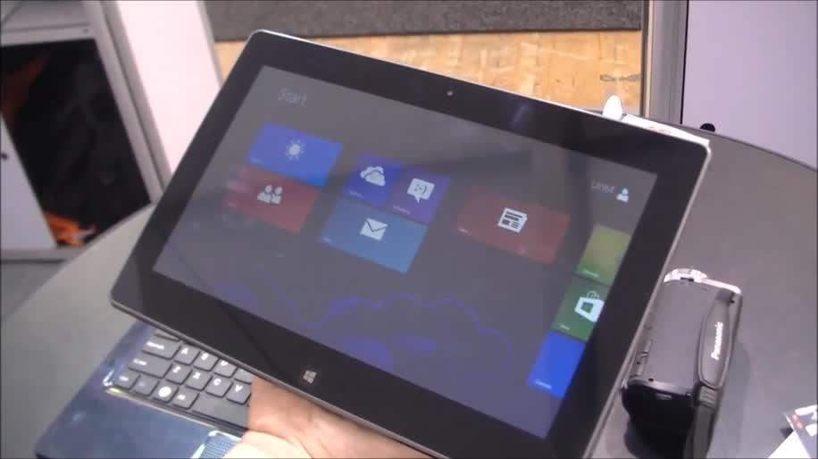 Tablet, Windows 8, Hands-On, Ifa, Touchscreen, Ifa 2012, 11.6 Zoll, CZC, U116T