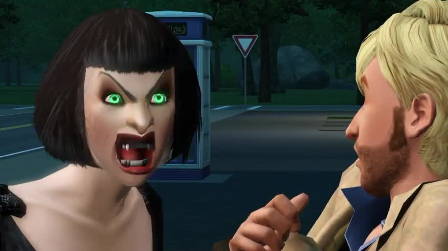 Trailer, Add-on, Sims, Die Sims 3, Sims 3, Supernatural